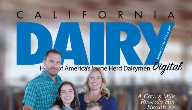 California Dairy Magazine July 2018 Issue