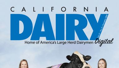 California Dairy Magazine November 2018 Issue
