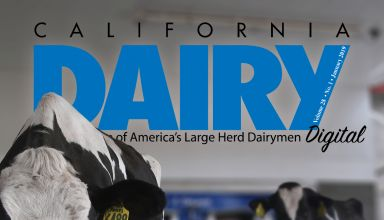 California Dairy Magazine January 2019 Issue